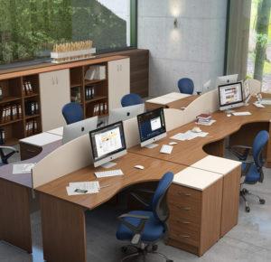 Мебель для персонала Imago ДСП 22мм, Белоруссия