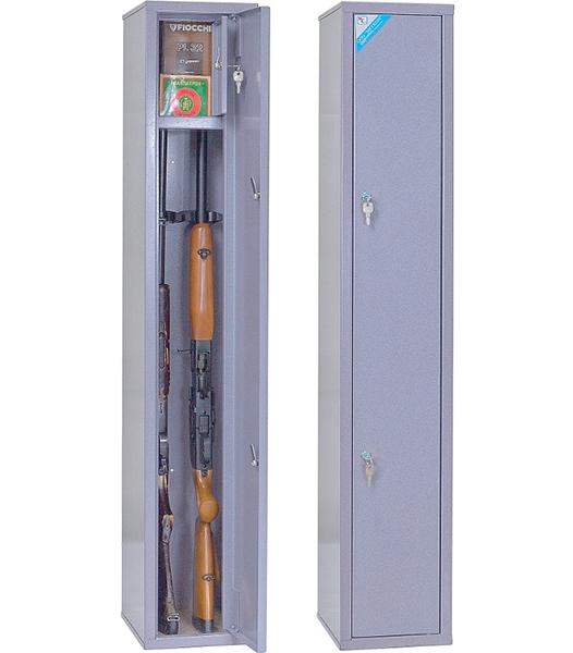 Оружейный сейф ОШН-1 (1240х220х250)