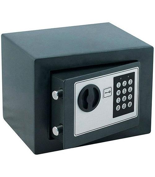 Сейф электронный SFT-17 EN (170х230х170)