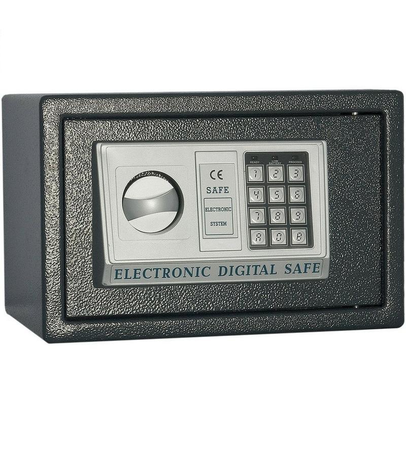 Сейф электронный SFT-20 EA (200х310х200)
