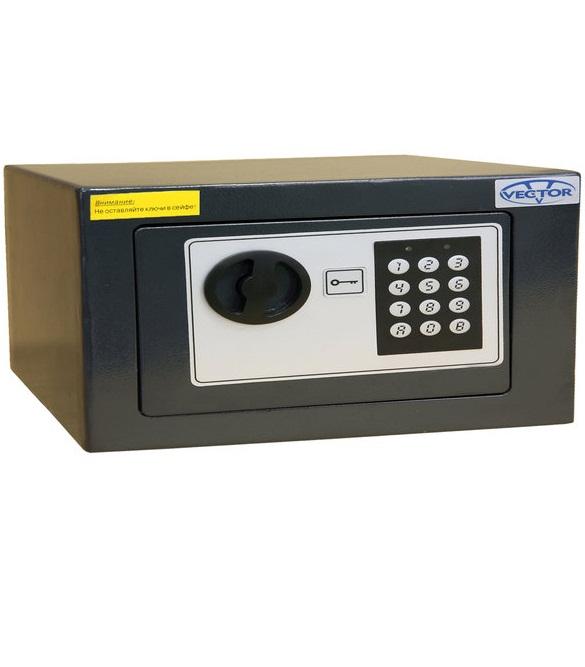 Сейф электронный SFT-35 ENL (200х430х350)