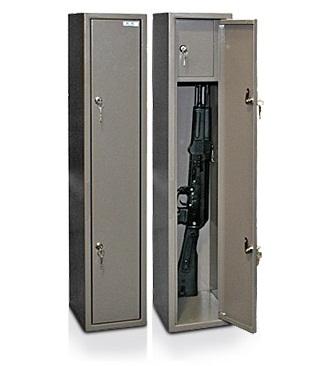 Оружейный сейф Д1 (1000х200х250)