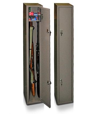 Оружейный сейф Д2 (1300х200х250)