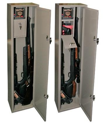 Оружейный сейф Д6 (1300х300х200)