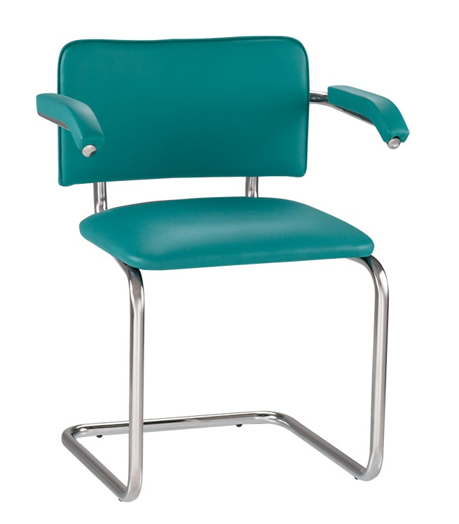 Офисный стул SYLWIA arm chrome