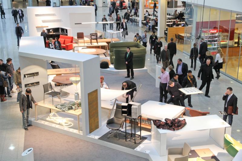Выставка мебели в Самаре