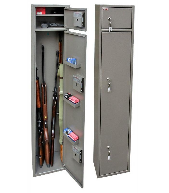 Оружейный сейф Д7 (1500х250х220)