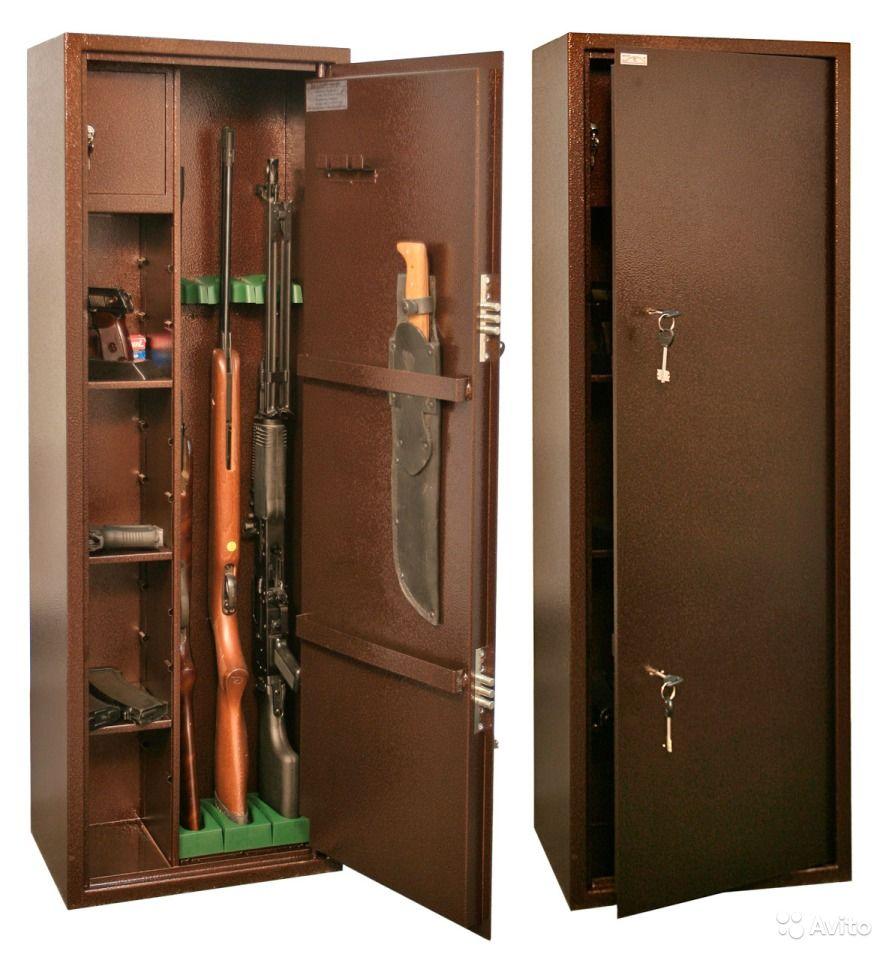 Оружейный сейф КО-032 Т (1250х430х280)