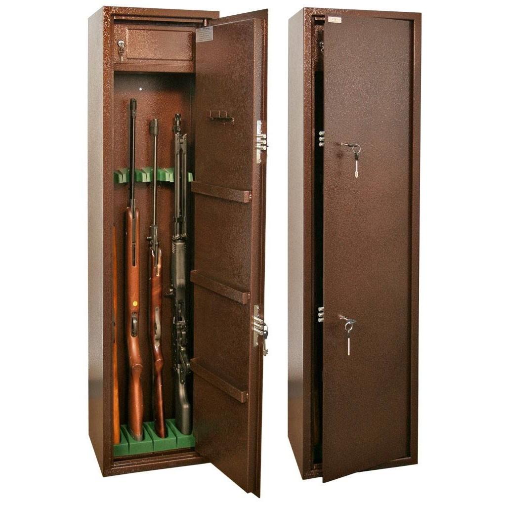 Оружейный сейф КО-033Т (1400х360х280)