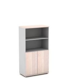 Шкаф полуоткрытый для документов V-663 820х440х1490